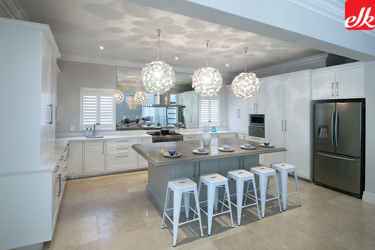 Contemporary Designed Kitchen